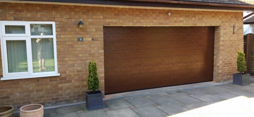 Testimonial for a recent Garage Door Installation on the Wirral - Henderson Garage Doors