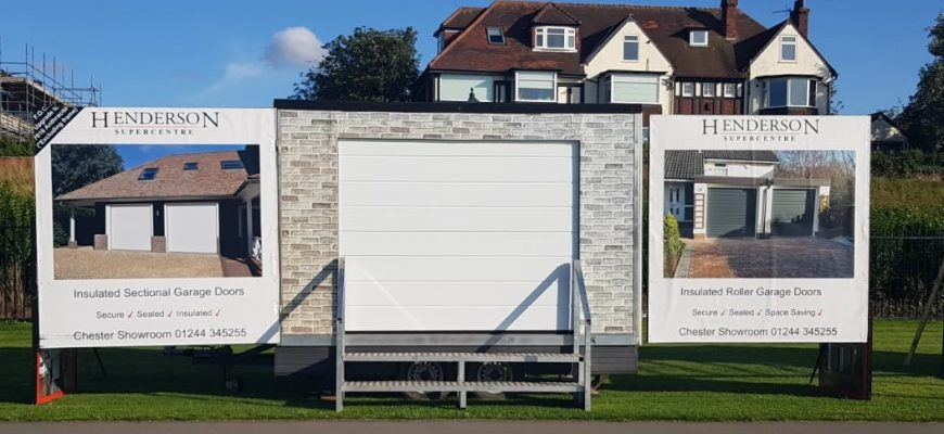 henderson garage doors chester