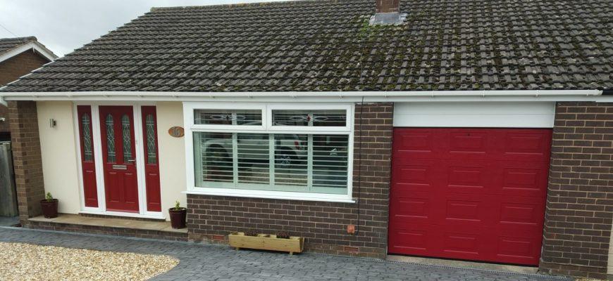 Insulated Sectional Garage Door
