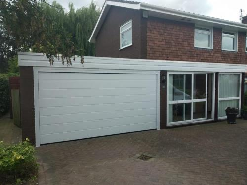 Insulated Sectional Garage Door